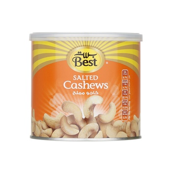 Best Salted Cashew Nut 275g