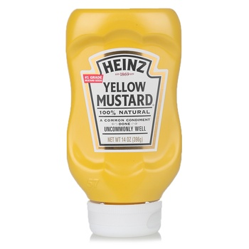 Heinz Yellow Mustard 14oz