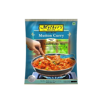 Mothers Recipe Ready To Cook Mutton/Lamb Curry Mix 100g