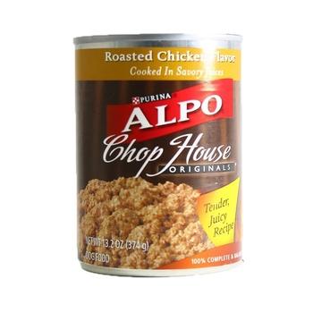 Purina Alpo Chop House Roasted Chicken 475g