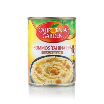 California Garden Hummos Tahina Eoe 400g