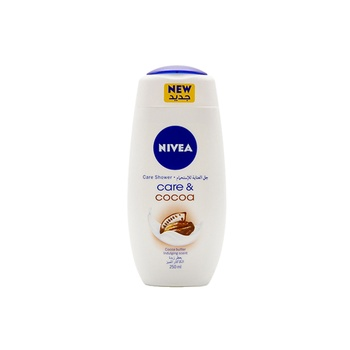 Nivea Indulging Care Care & Cocoa Shower Gel 250ml