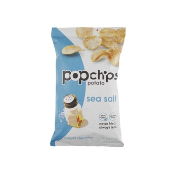 Pop Chips Ridges Perfectly Salted 141g