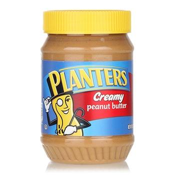 Planters Peanut Butter Creamy 18oz