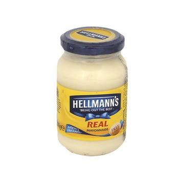 Hellmanns real mayonnaise 200g