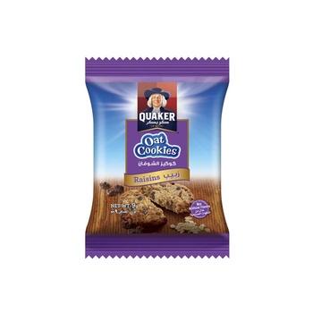 Quaker Oats Cookies Raisin 9g