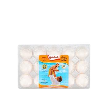 Khaleej White Large Eggs