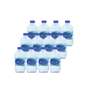 Oasis Water 12 x 330ml @ 33% Off