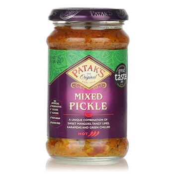 Patak's Mixed Pickle 283g - Mild