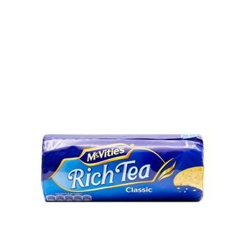 Mcvities Biscuit Rich Tea 5.12 200g