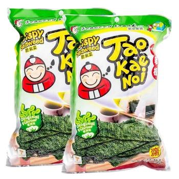 Tao Kae Noi Seaweed Assorted 2x15g