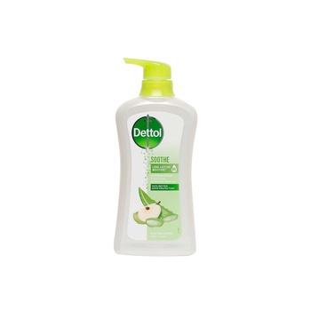 Dettol Soothe Antibacterial Body Wash Aloe Vera & Apple 500 ml