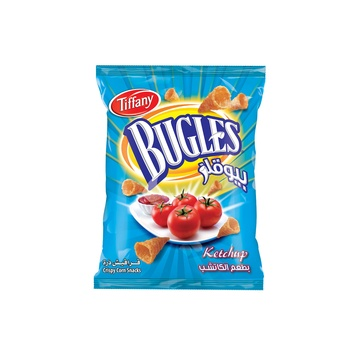 Tiffany Bugles  Ketchup 2 X 90g