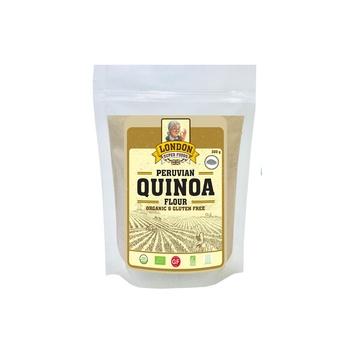 London Superfoods Organic Quinoa Flour Gluten Free 300g