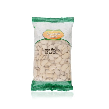 Goodness Foods Lima Beans 500g