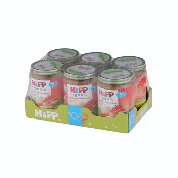 Hipp  Vegetable & Chicken Risotto 6X190g
