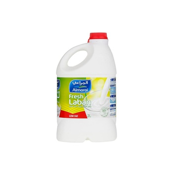Almarai Low Fat Fresh Laban 2ltr