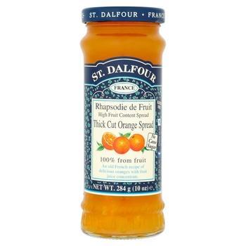St. Dalfour Jam - Orange 284g