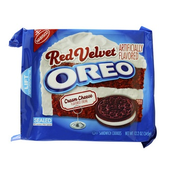 Nabisco Oreo Red Velvet 12.2Oz