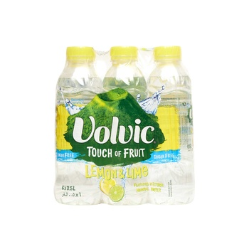 Volvic Toch of Fruit Lemon 500ml