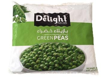 Delight Garden Peas 800g