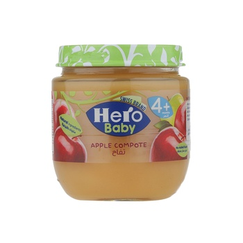 Hero Baby Apple Compote 130g