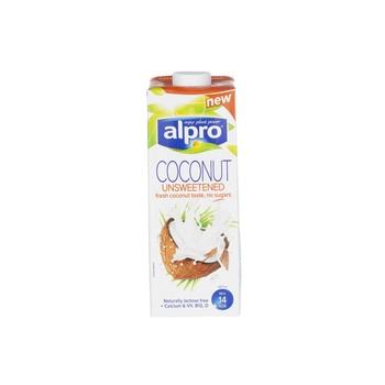 Alpro Coconut Drink Unsweetened 1L