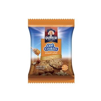 Quaker Oats Cookies Honey Nut 9g