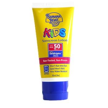 Banana Boat Sunscreen Lotion Kids 50 Pa + 90ml