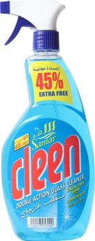 Samar Clean Windows Cleaner Regular With 45% Extra 950ml