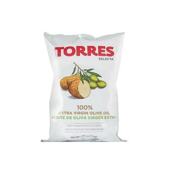 Torres Extra Virgin Olv Oil Potato Chips 150g