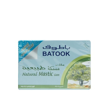 Batook Chewing Gum Mastic 2s x35 87.5g