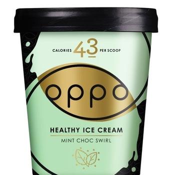 Oppo Mint Chocolate Ice Cream 500 ml