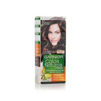 Garnier Color Naturals 4.7 Dark Shiny Brown