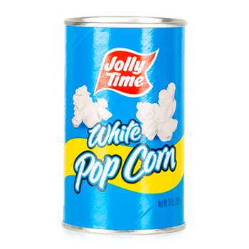 Jolly Time Pop Corn - White