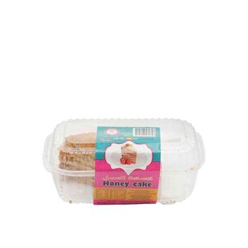 Alliance Pistachio Honey Cake Slice