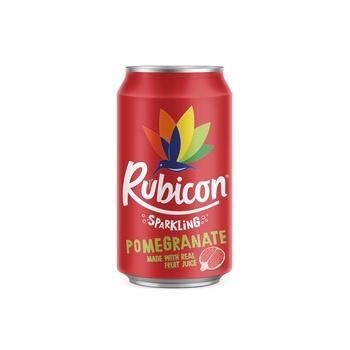 Rubicon Sparkling Pomegrante 330ml