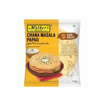 Mothers Recipe Chana Masala Papad 200g