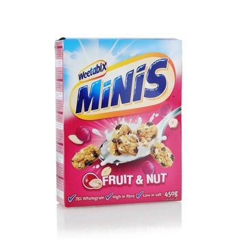 Weetabix Minis Fruit Nut 450g