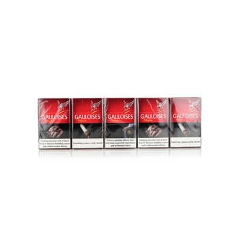 Gauloises Cigarette Red 200s
