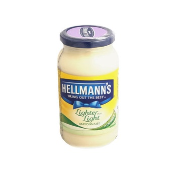 Hellmanns extra light mayonnaise 400ml