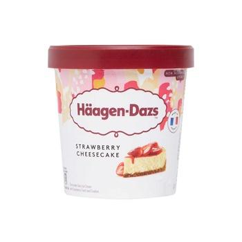 Haagen Dazs Strawberry Cheese cake 460Ml
