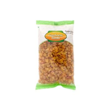 Goodness Foods Raisins Golden Iran 1Kg