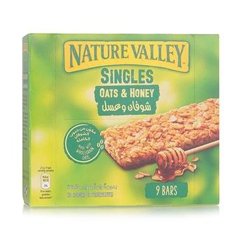 Nature Valley Singles Oats & Honey 9x21g