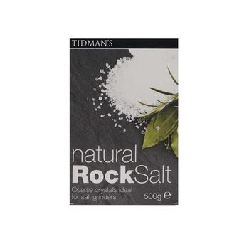 Tidmans Rock  Salt (Natural)  500g