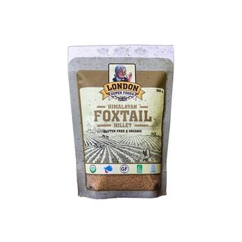 London Super Foods Organic Gluten Free Foxtail Millet 500g