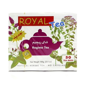 Royal Regime Natural Herbal Tea 50pcs