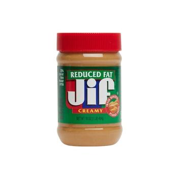 Jif Peanut Butter Creamy Rf 454g
