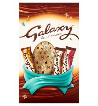 Galaxy Indulgence Lux Egg 308g