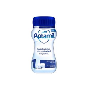 Aptamil 1 First Infant Milk from Birth 200ml